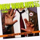 Just Can't Get Enough: New Wave Hits of the '80s, Vol. 11 cd