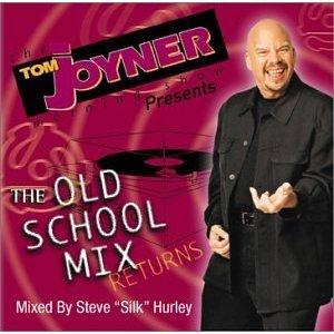 Tom Joyner's Old School Mix Returns cd