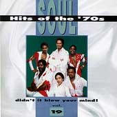 Soul Hits 70's 19 Audio CD - Various Artists