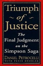 Triumph of Justice : Closing the Book On the Simpson Saga
