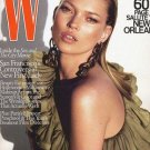 W Magazine-Kate Moss Cover 04/2008