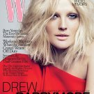 W Magazine-Brew Barrymore Cover 04/2009