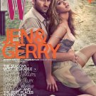 W Magazine-Jennifer Aniston & Gerald Butler Cover 04/2010