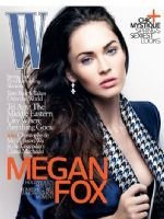W Magazine-Megan Fox Cover 03/2010