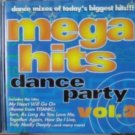 Mega Hits Dance Party Vol. 2 cd - Various Artists
