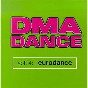 DMA Dance Vol. 4: Eurodance CD - Various Artists