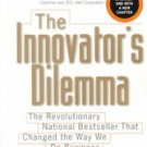 The Innovator's Dilemma by Clayton M. Christensen(paperback)