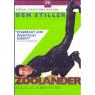 Zoolander(special edition DvD)starring Ben Stiller & Owen Wilson