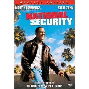 National Security (DvD, Special Edition) Martin Lawrence