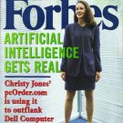"FORBES MAGAZINE 11/30/1998 ""Artificial Intelligence Gets Real"" issue"