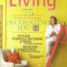 Martha Stewart Living Magazine-September 2008 issue
