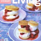 Martha Stewart Living Magazine-July 2003 issue