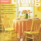 Martha Stewart Living Magazine-May 2003 issue