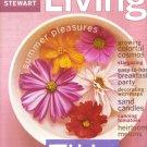 Martha Stewart Living Magazine-August 2003 issue