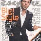 Esquire Magazine-Mark Ruffalo Cover  03/2004 issue