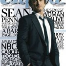 Esquire Magazine-Sean Penn cover 09/2007 issue