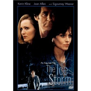 The Ice Storm DvD starring Kevin Kline, Sigourney Weaver