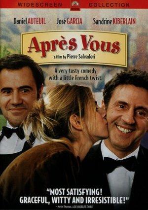 Apres Vous DvD starring Daniel Auteuil & Jose Garcia