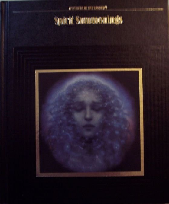 Time-Life: Mysteries of the Unknown: spirit summonings (hardcover)
