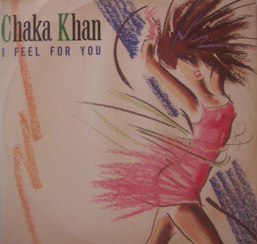 """CHAKA KHAN - I FEEL FOR YOU - REMIX U.S. 12"""" VINYL"""