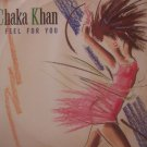 "CHAKA KHAN - I FEEL FOR YOU - REMIX U.S. 12"" VINYL"