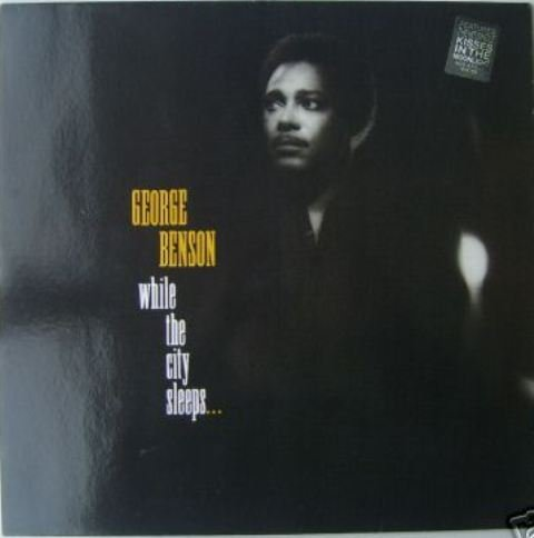 GEORGE BENSON - While The City Sleeps - Near Mint LP