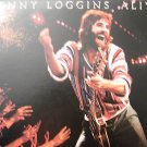 "KENNY LOGGINS (2) LP ""Alive"" 1980 (Columbia 36738)"