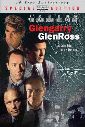 Glengarry Glen Ross-DvD starring Al Pacino, Jack Lemmon