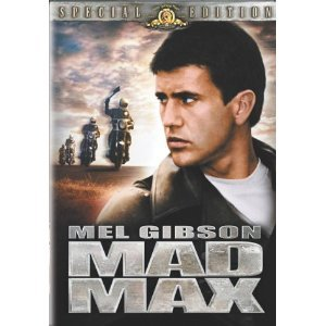 Mad Max (Special Edition) DvD starring Mel Gibson
