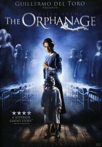 The Orphanage DvD starring Belen Rueda, Geraldine Chaplin