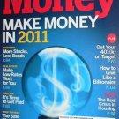 """MONEY MAGAZINE 12/2010 """"Make Money in 2011"""" issue"""