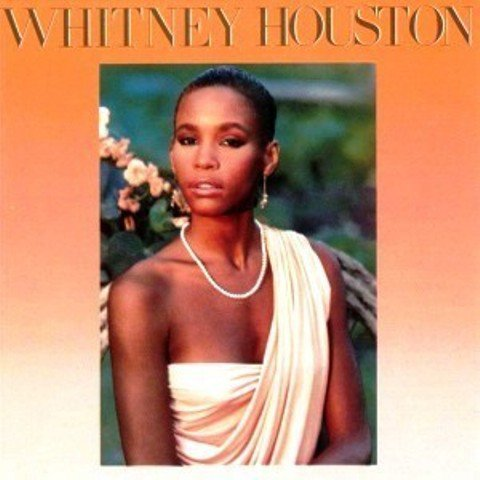 Whitney Houston 1985 Album LP