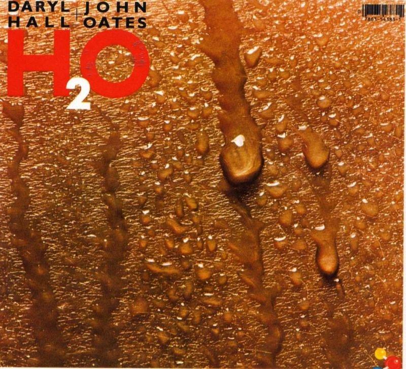 HALL AND OATES h2o LP