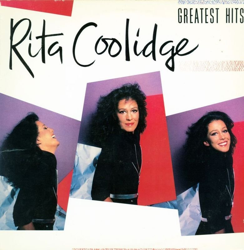 Rita Coolidge - Greatest Hits VG  LP