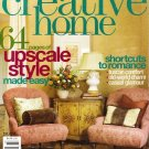 Creative Home-Shortcuts to Romance 10/2004 issue