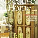 Creative Home-Real Life Makeovers 09/2002 issue