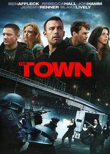 The Town DvD starring Ben Affleck, John Hamm, Blake Lively