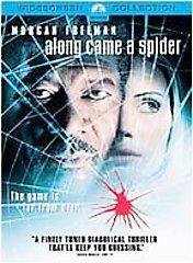 Along Came a Spider - DvD starring Morgan Freeman