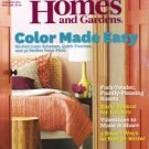 Better Homes & Garden-Color Made Easy Issue 02/2011