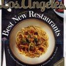 LOS ANGELES MAGAZINE-BEST NEW RESTAURANTS 01/2012