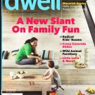 Dwell Magazine-New Slant On Family Fun issue July/Aug 2011