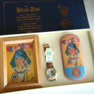 Nolan Ryan 27th Season Commemorative Watch Collectors Set
