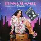DONNA SUMMER Greatest Hits On The Radio LP