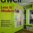 Dwell Magazine - Less is Modern - 03/2012 issue