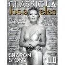 Los Angeles Magazine-Sharon Stone Cover 11/2003