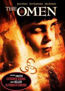 The Omen(DvD, Widescreen) Julia Stiles, Liev Schreiber