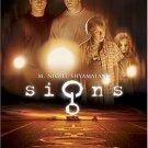 Signs - DvD starring Mel Gibson, Joaquin Phoenix