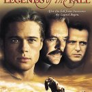 Legends of the Fall DvD starring Brad Pitt & Anthony Hopkins