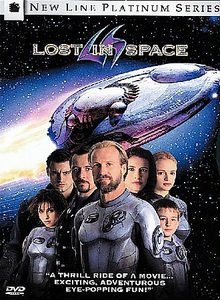Lost In Space DvD William Hurt, Gary Oldman, Matt Leblanc
