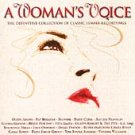 A Woman's Voice - CD by Various Artists